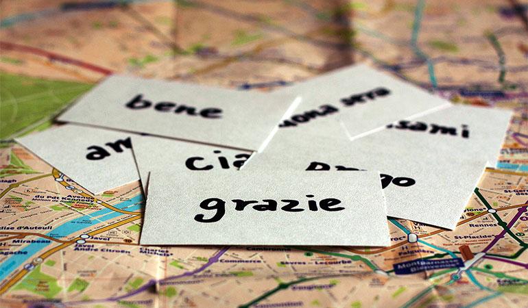 Benvenuti in Italia! Orientarsi con l'italiano